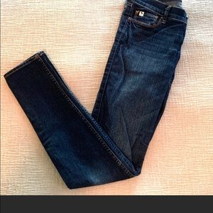 Kids Abercrombie skinny jeans (2 pairs )